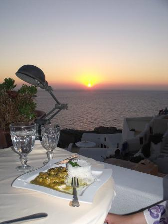 Fanari Restaurant: Stunning View