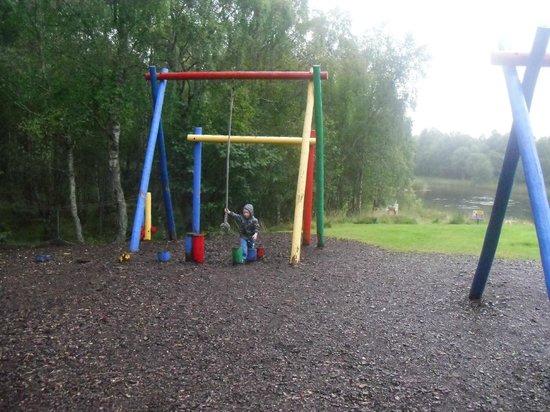 Macdonald Spey Valley Golf & Country Club: kids swingpark
