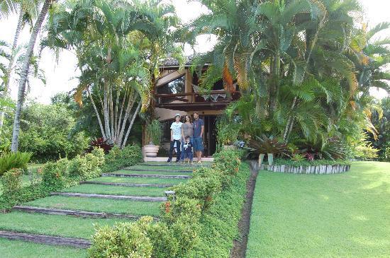 Villas de Trancoso Hotel: Vista de uma das casas