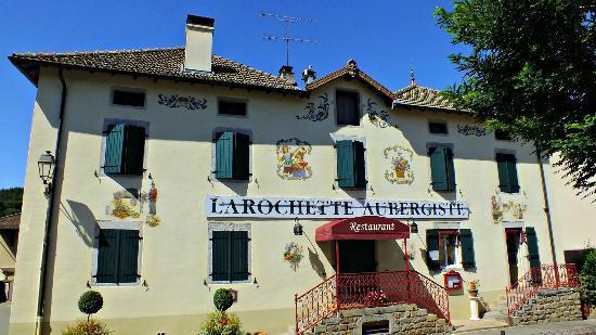 Restaurant Larochette à Bourgvilain ,Bourgogne France
