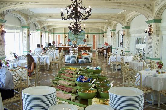 Belmond Copacabana Palace: Breakfast spread