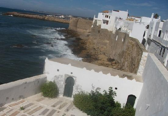 Asilah, Μαρόκο: Incredible place.