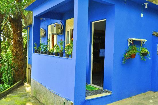 Quintal de Santa Teresa: Casa Azul
