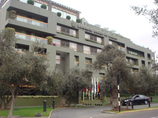 Sonesta Hotel El Olivar: Fachada