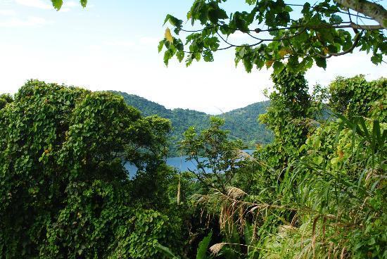 Lalati Resort & Spa : mountain hike view