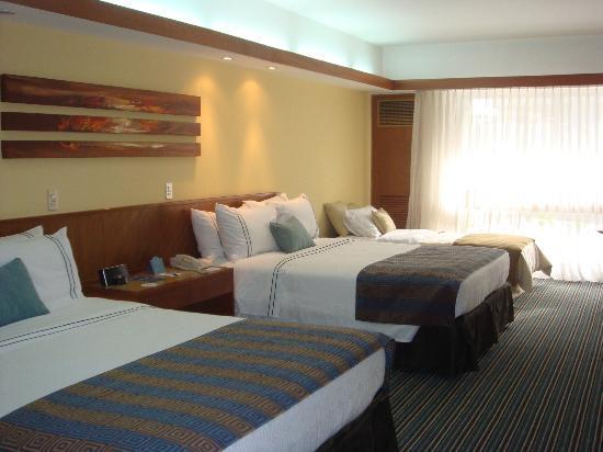 Sonesta Hotel El Olivar: Habitación triple