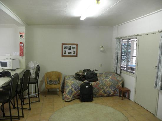 Kingfisher Park Birdwatchers Lodge : Our room