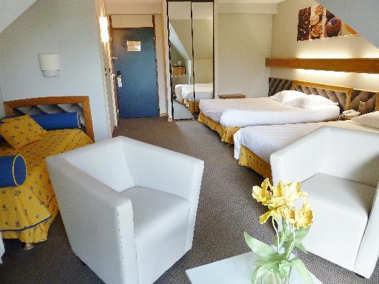 Best Western Le Relais de Laguiole Hotel & Spa: Grande suite junior