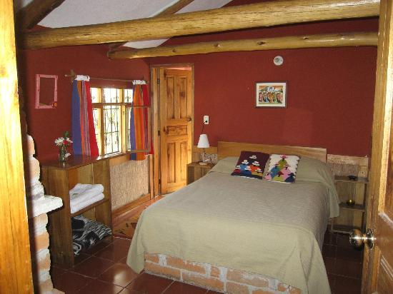 La Luna Mountain Lodge: Private room