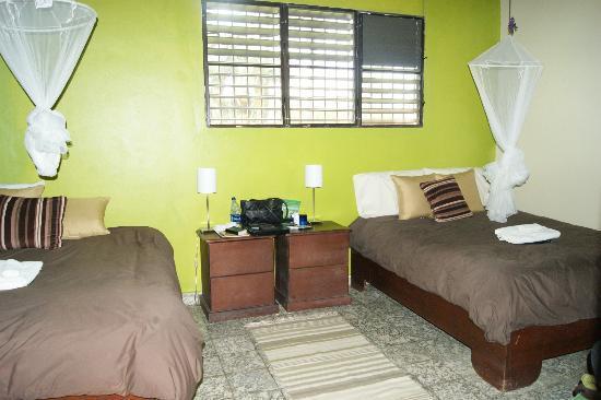 Jarabacoa Mountain Hostel: Bedroom