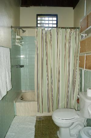 Jarabacoa Mountain Hostel: Bathroom