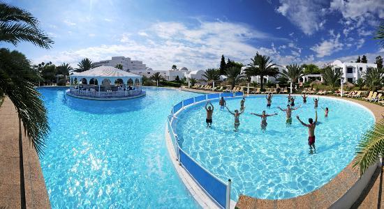 Hotel Club President: Cours d'aquagym Piscine B