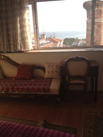 Ada Hotel Istanbul: room view