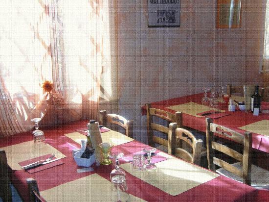 La Locanda di Via Romana: in un ambiente familiare potete gustare la nostra cucina locale.tordelli fatti a mano!