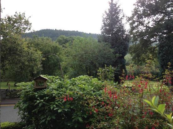 Mount Garmon View Guesthouse: Well maintain garden