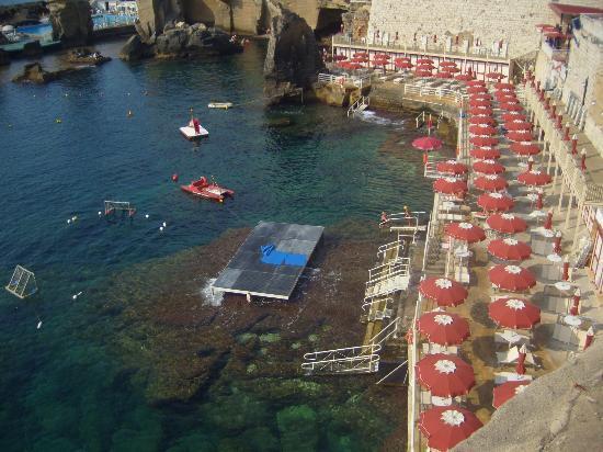 Mare splendido picture of bagno marino archi santa - Bagno marino archi santa cesarea ...