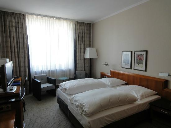 Hotel Europäischer Hof: シングル・部屋
