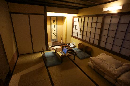Matsubaya Inn: the wonderful deluxe room