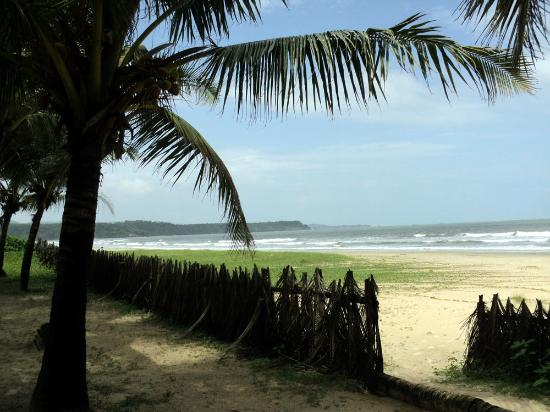 The Leela Goa: beach