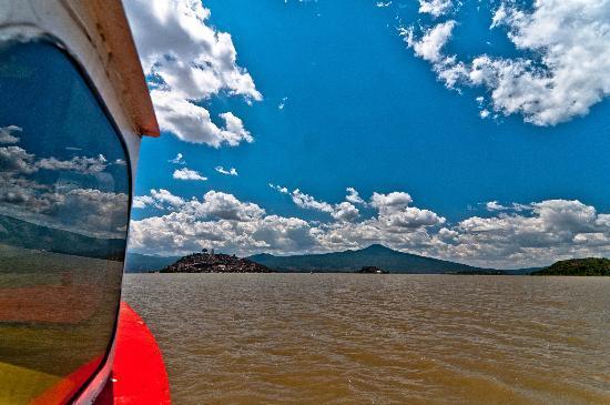 Lake Patzcuaro: The boat ride to the Janitzio