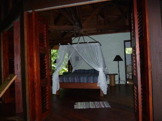 Playa Nicuesa Rainforest Lodge: Home sweet home!!