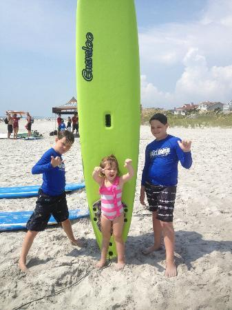 WB Surf Camp: Surf Camp 2012