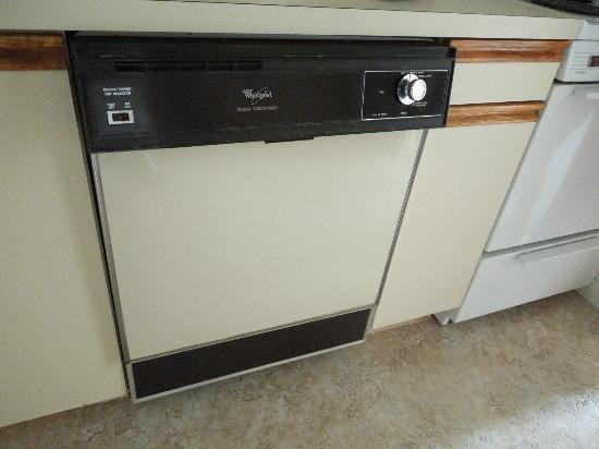 Sea Mist Resort : 1980's Dishwasher