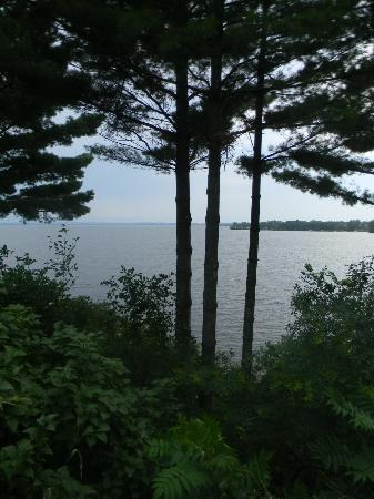 Inn on Lake Wissota: View