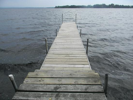 Inn on Lake Wissota: The Dock