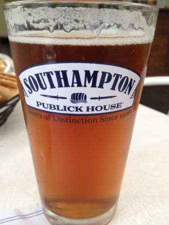 Southampton Publick House : North Fork Fresh Hops