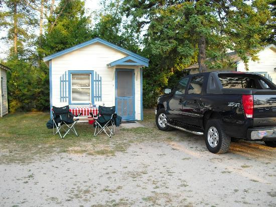Mackinac Lakefront Cabin Rentals: Our cabin