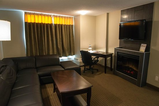 Coliseum Inn: Executive King Suite