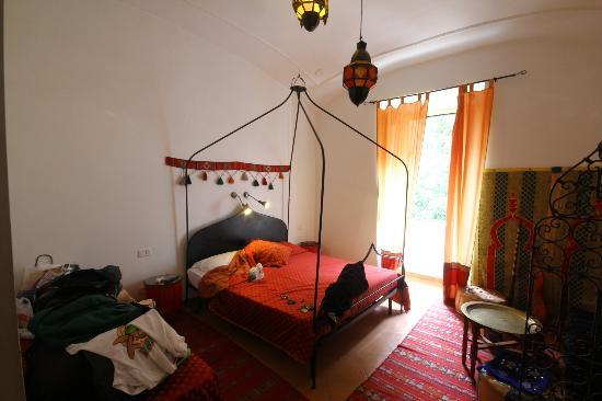 CK Bed & Breakfast: camera marocchina