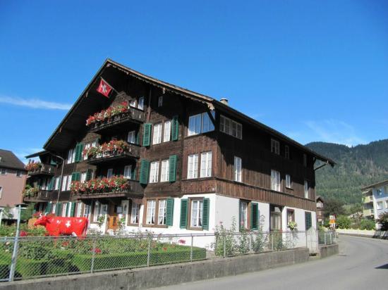 Hotel Chalet Swiss - Interlarken