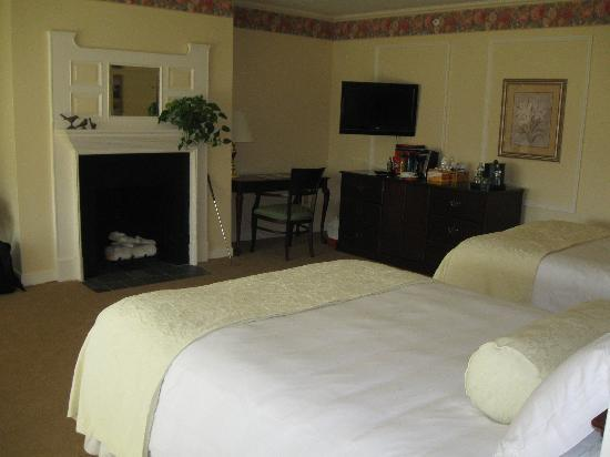 Cranwell Spa & Golf Resort: our room