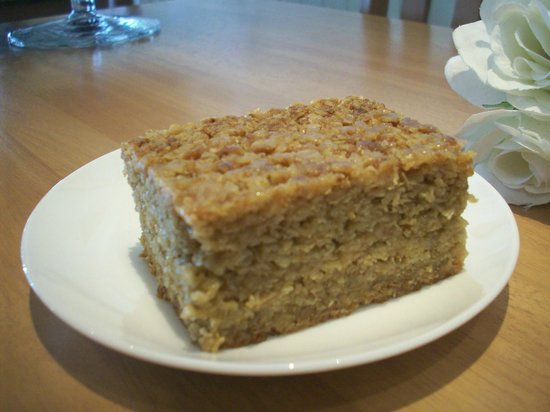 St Martins Tea Room & Grill : Homemade FlapJack