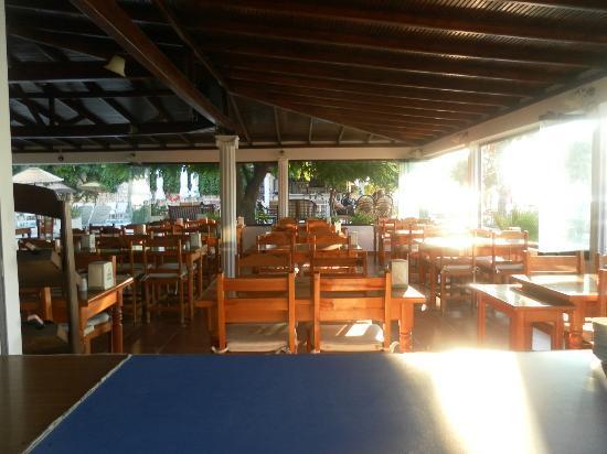 Acelya, Hotel: dining area