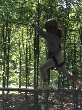 Rampy Park - Parco Acrobatico Forestale : irene