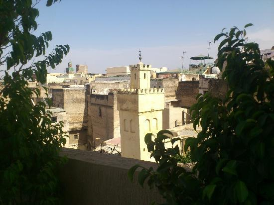 Maison d'hotes Famille Tazi : Vue panoramique