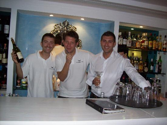 Aressana Spa Hotel and Suites: Staff