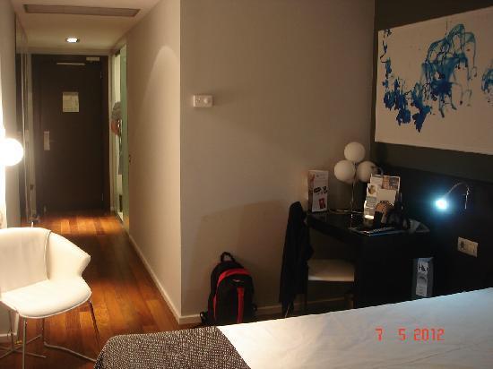Eurostars Lex: room