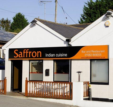 Saffron Indian Cuisine: Saffron, Flamstead (near St.Albans)
