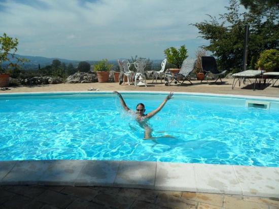 Agriturismo Eremo delle Fate: fantastic swimming pool