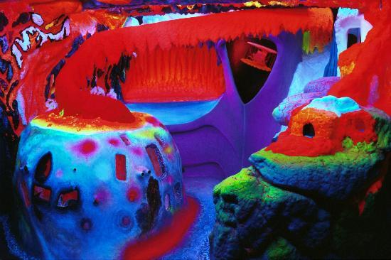 Photo of Tourist Attraction Electric Ladyland - the First Museum of Fluorescent Art at Tweede Leliedwarsstraat 5 Hs., Amsterdam 1015 TB, Netherlands