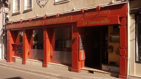 La passacaille chartres restaurant avis num ro de for Bon restaurant chartres