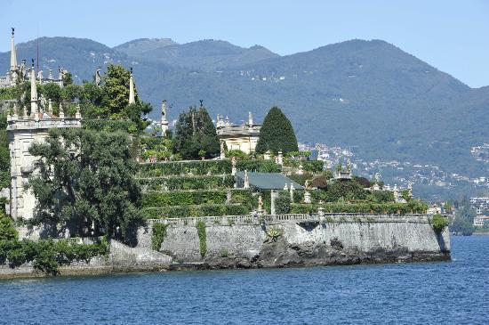 Villa Di Borromeo Su Lago Maggiore