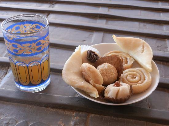 Hôtel Dar Sabra Marrakech : L'accueil, le jour de l'arrivée
