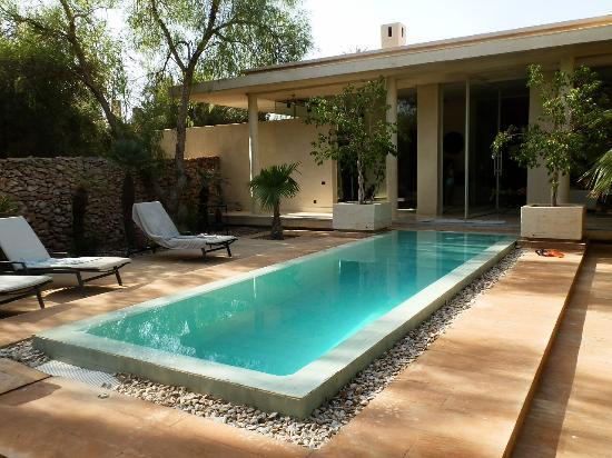 Hôtel Dar Sabra Marrakech : La piscine de la Villa
