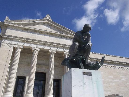 Glidden House: Cleveland Museum rocks!