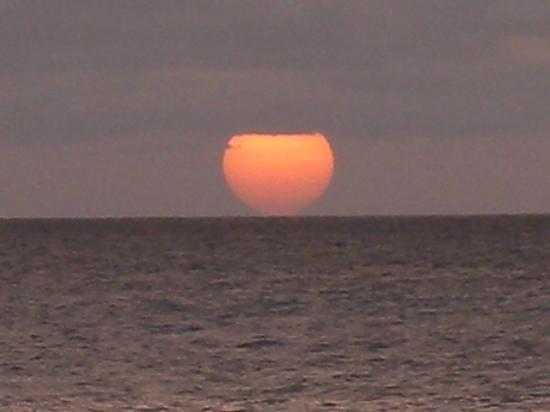 Melia Tortuga Beach Resort & Spa: tramonto sulla spiaggia